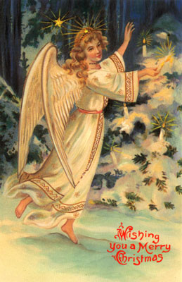 Angel Of Christmas.Angel Of Christmas